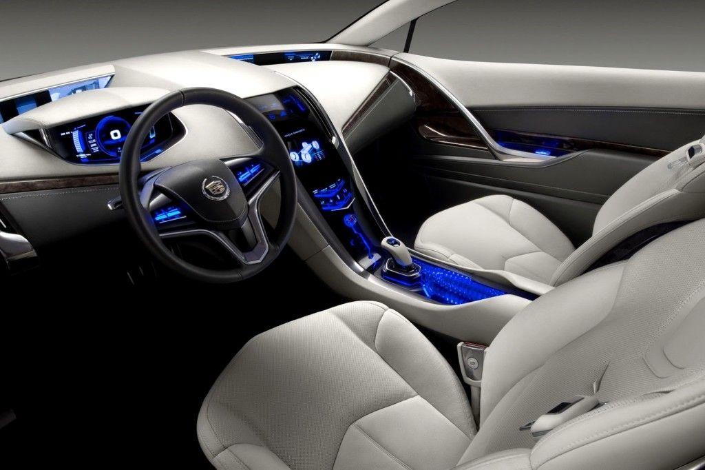 cadillac ctsv copue interior dashboard  Interesting auto