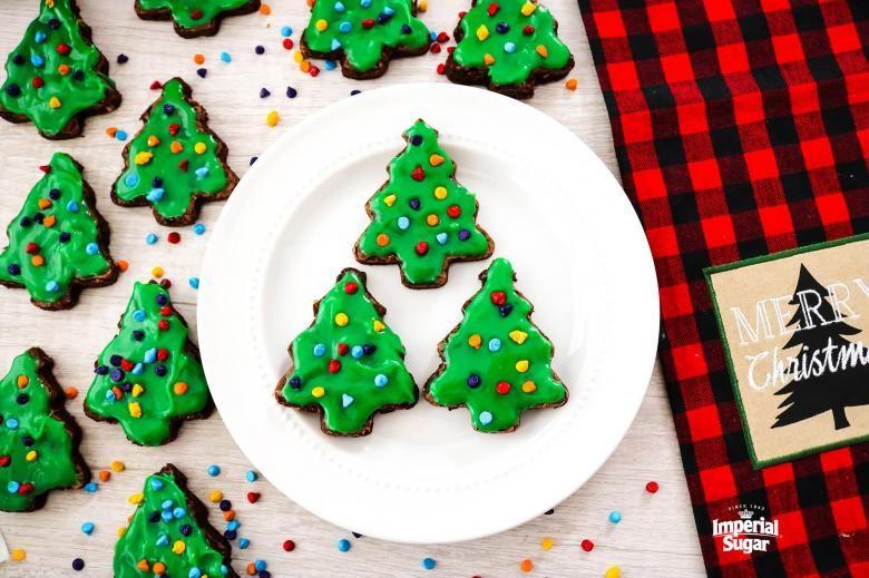Copycat Little Debbie Christmas Tree Brownies Christmas