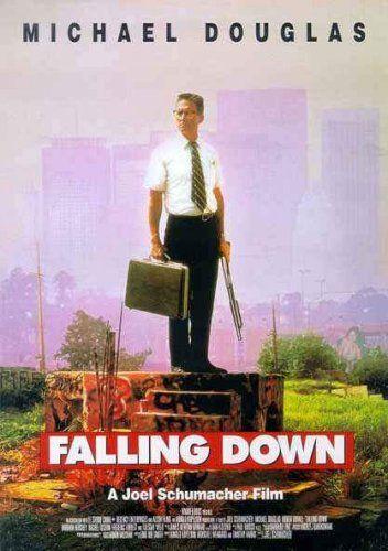 Falling Down Um Dia De Furia Michael Douglas Good Movies