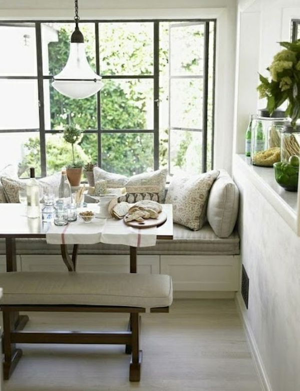 table,cushion,colors......essecke gestalten - 20 wunderschöne ... - Wohnzimmer Mit Essecke Gestalten