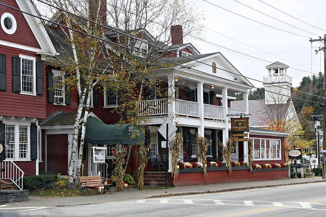 Green Mountain Inn Stowe Vermont In 2020 Green Mountain Inn