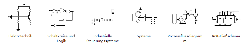 Elektrische Schaltplan Symbole | Elektrische Schaltpläne ...