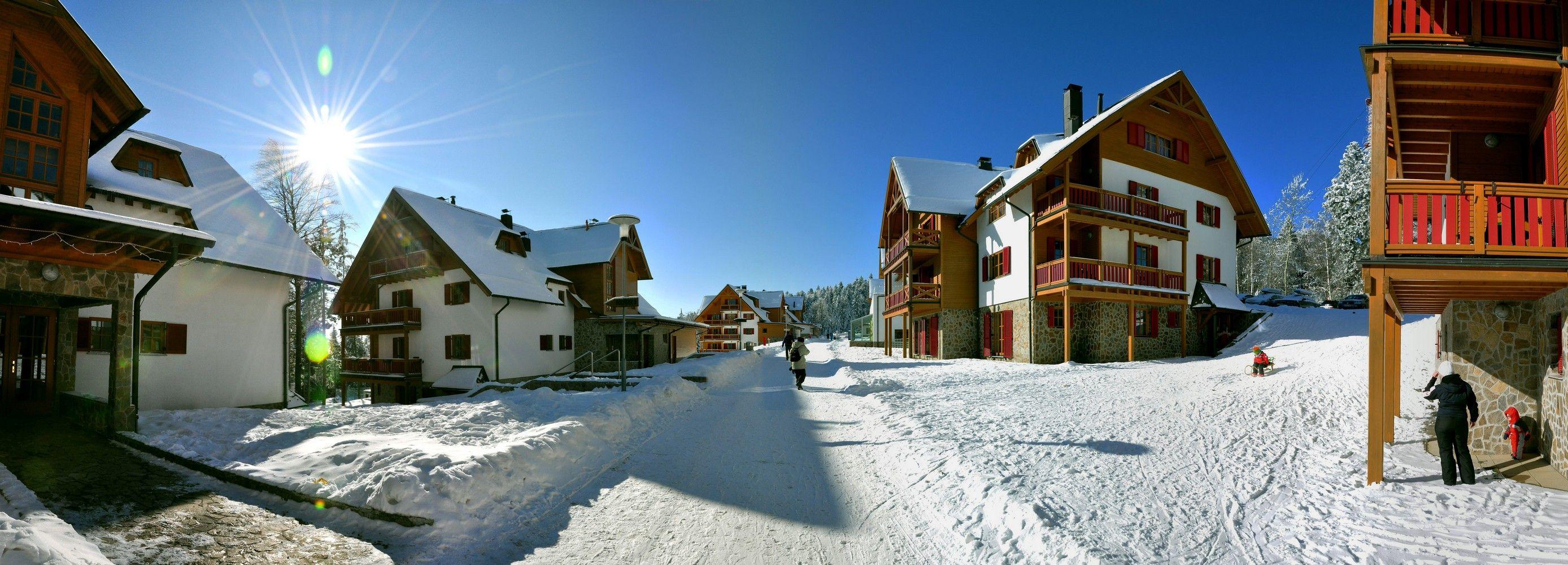 Pin di Relaxino wellness sport holiday su Winter in
