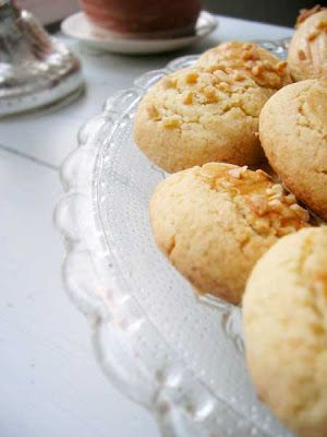 Recipe lemon ammonia cookies