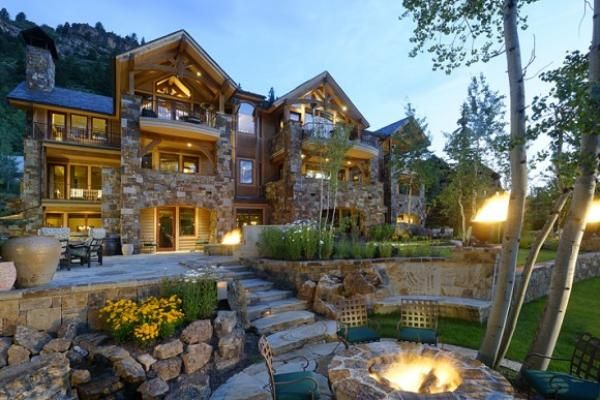 Pleasing 1520 Tiehack Rd Aspen Co 81611 Zillow Homes Aspen Download Free Architecture Designs Ferenbritishbridgeorg