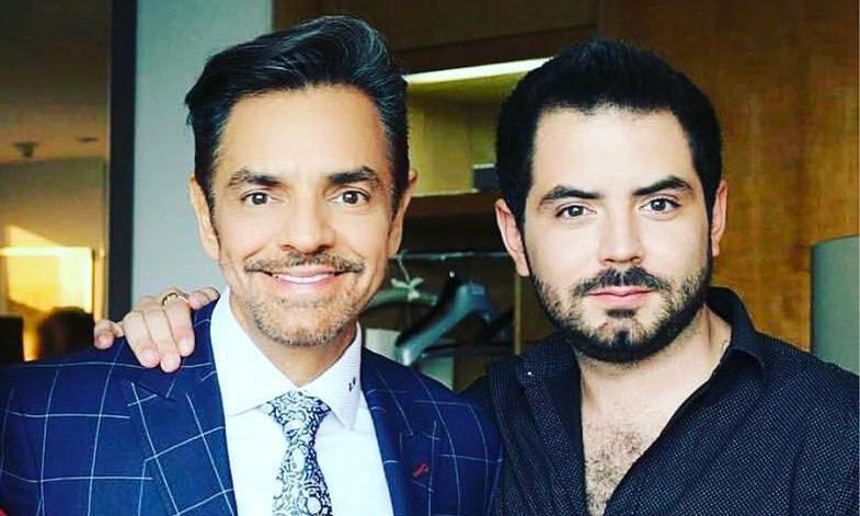 Eugenio Derbez Y El Emotivo Mensaje A Su Hijo Por Su Cumpleaños Derbez Ex Novio Mensajes Para Los Hijos
