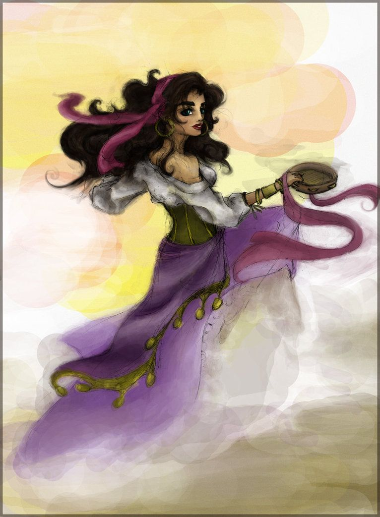 Esmeralda by ~SerWetka on deviantART