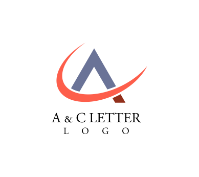 ac logo design. a-c-letter alphabets vector logo download   logos free . ac design o