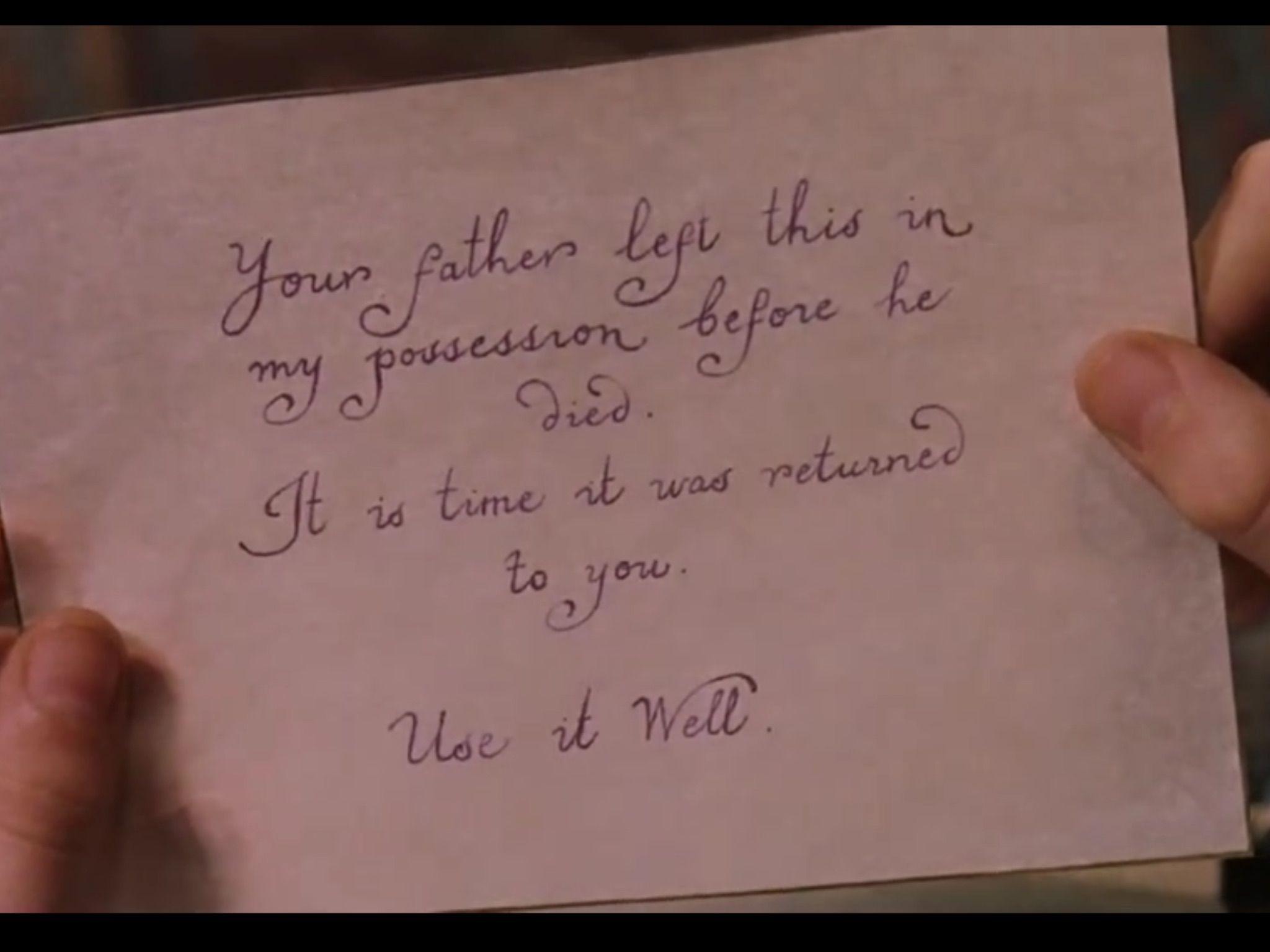 Dumbledore S Handwriting