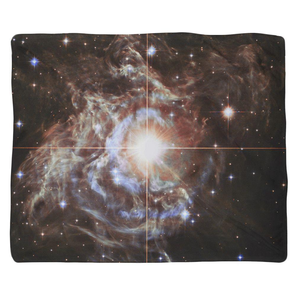 Super Star Fleece Blanket Hubble space telescope, Hubble