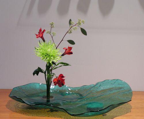 Ikebana Flower Arrangement | What should I do with my flowers?