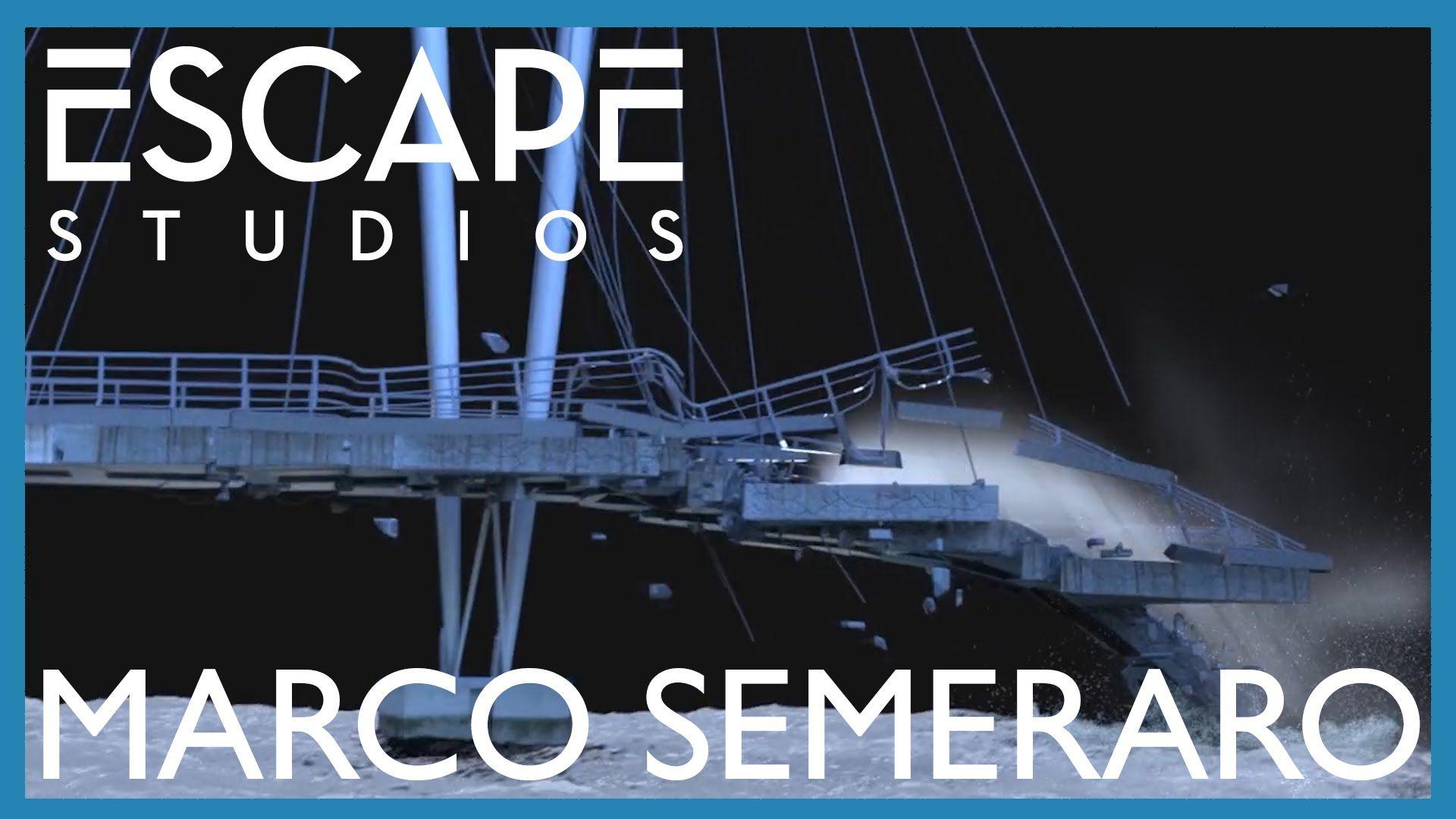 Escapee Showreels - Marco Semeraro