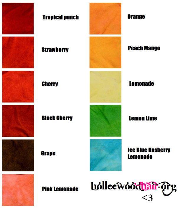 What Does Red Kool Aid Look Like In Dark Brown Hair | Dark Brown Hairs