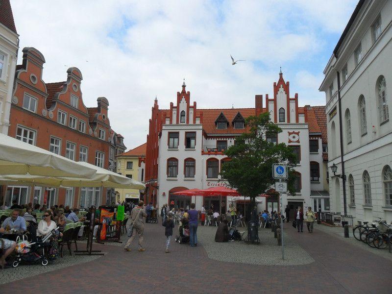 Dirne Wismar, Hansestadt