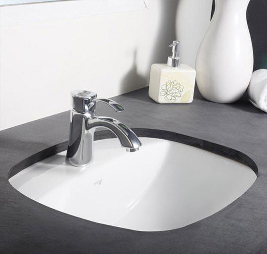 Buy Hindware Lara Under Counter Basin-10095 in Washbasins through - keramik waschbecken küche