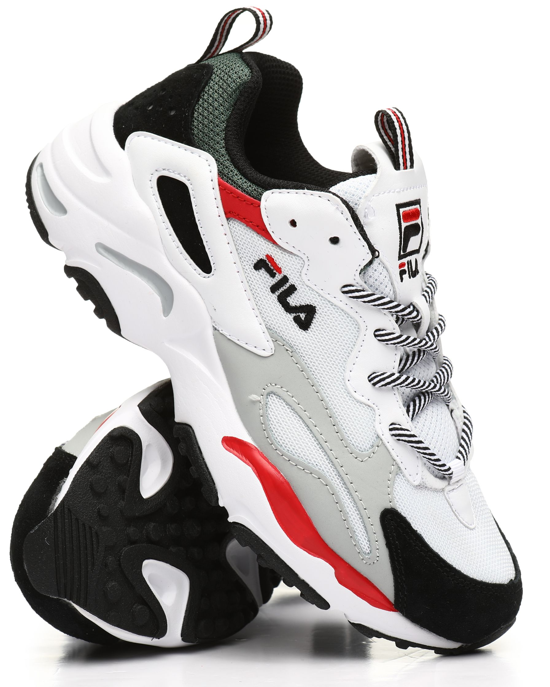 premium selection cb3bf bf26c Ray Tracer Sneakers from Fila at DrJays.com
