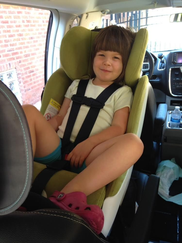When should your child turn forward facing? | Car Seat Safety ...
