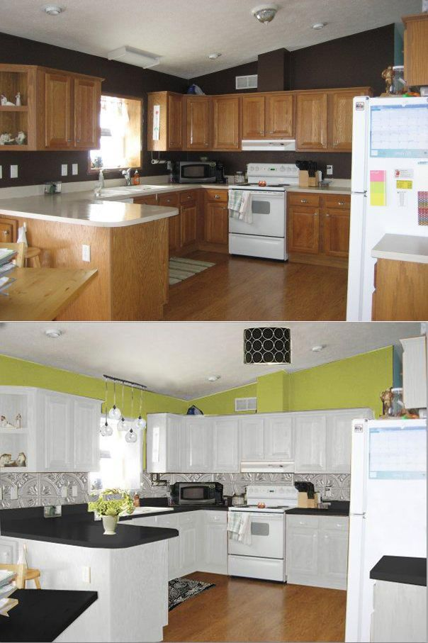 Before And After Photoshop Style Simple House Home Improvement Home