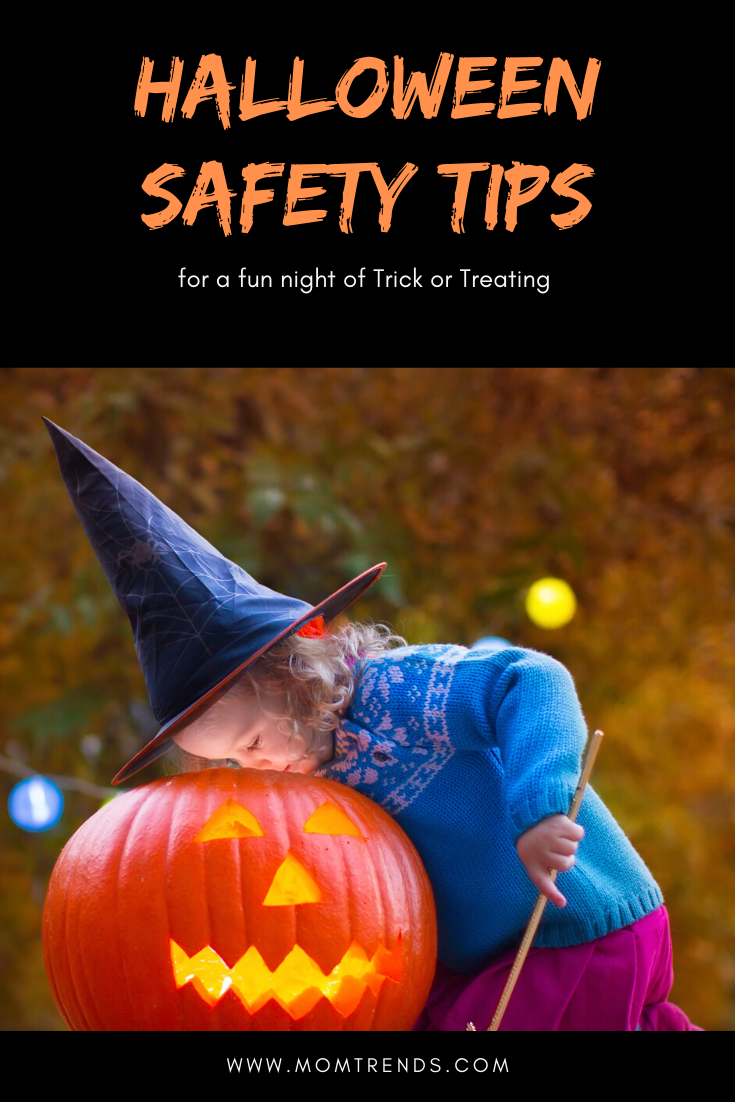 Halloween Safety Tips for TrickorTreaters Halloween