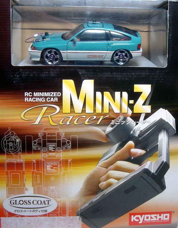 KYOSHO Mini Z Racer Radio Control Kit (Body Custom Specifications /  BaladeSport CR