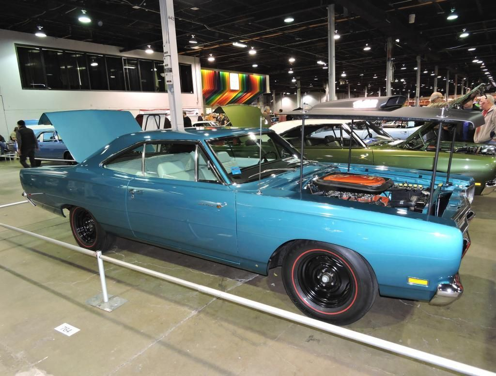 1969 a12 road runner seafoam turquoise 1 of 1