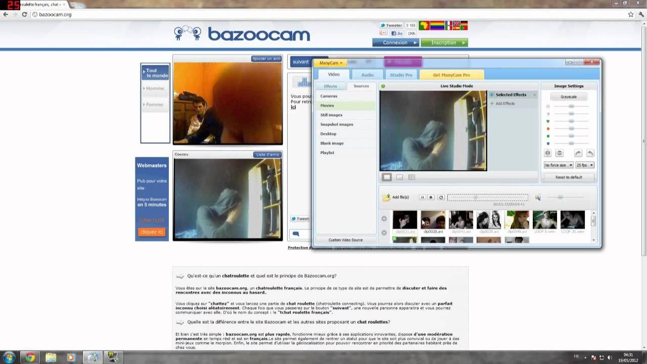 Delire Sur Bazoocam Chatroulette Video Special Fr Hd Par Mrfullgaming