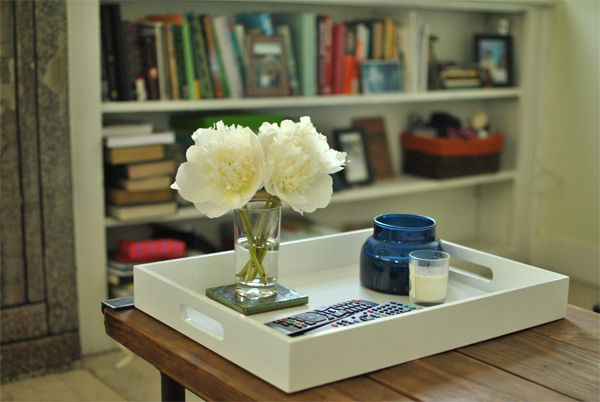 White Tray For Coffee Table Coffetable - Coffee Table Trays CoffeTable