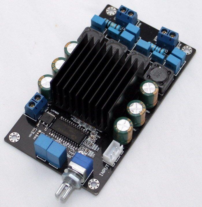 STA508 CLASS D Audio Power Amplifier AMP Board 80W+80W