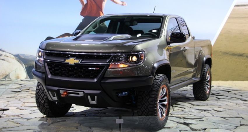 2018 Colorado ZR2 Redesign, Release Date, Changes, Price ...