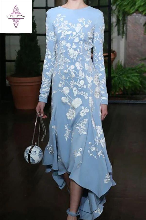 18 dress Maxi floral ideas