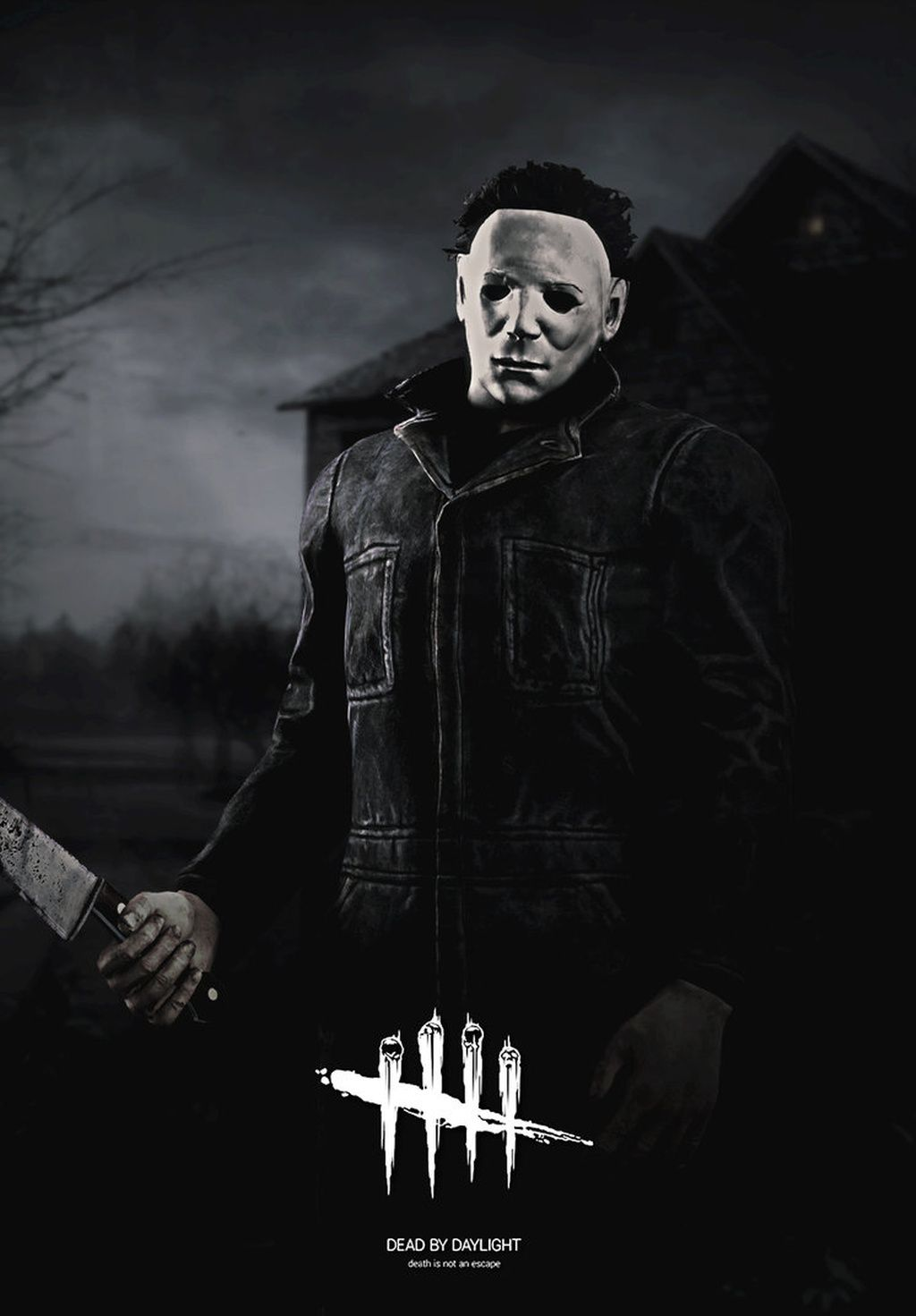 explore michael myers heart attack and more - Halloween Video Game Michael Myers