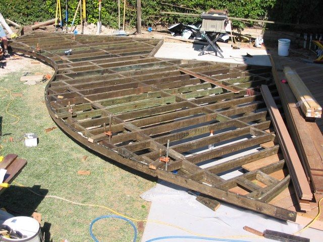 how to get permit to build a rooftop deck