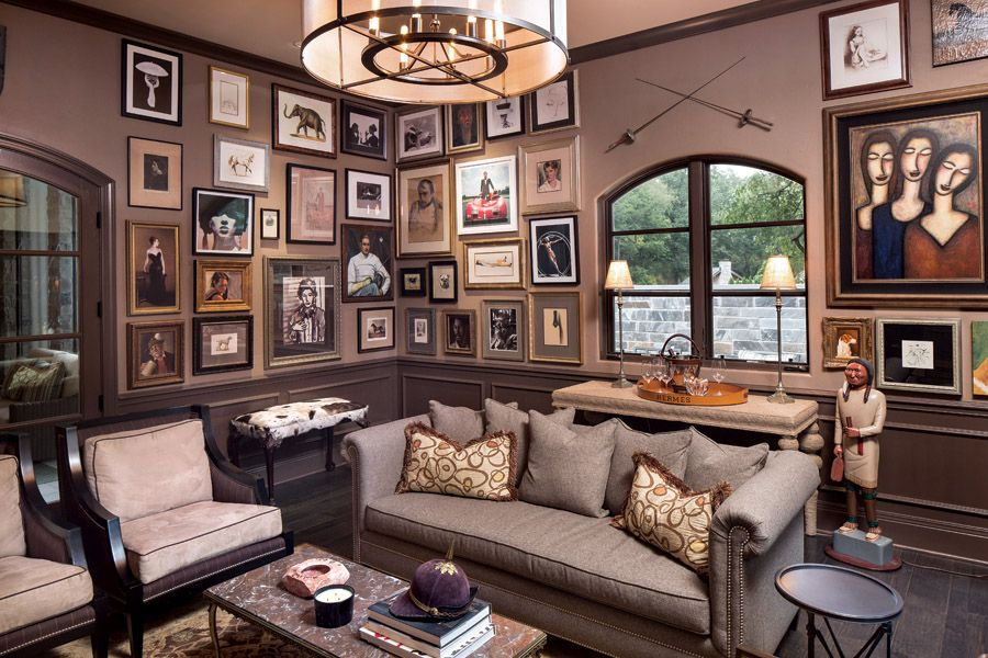 A Look Inside Interior Designer Jill Huses French Inspired Home