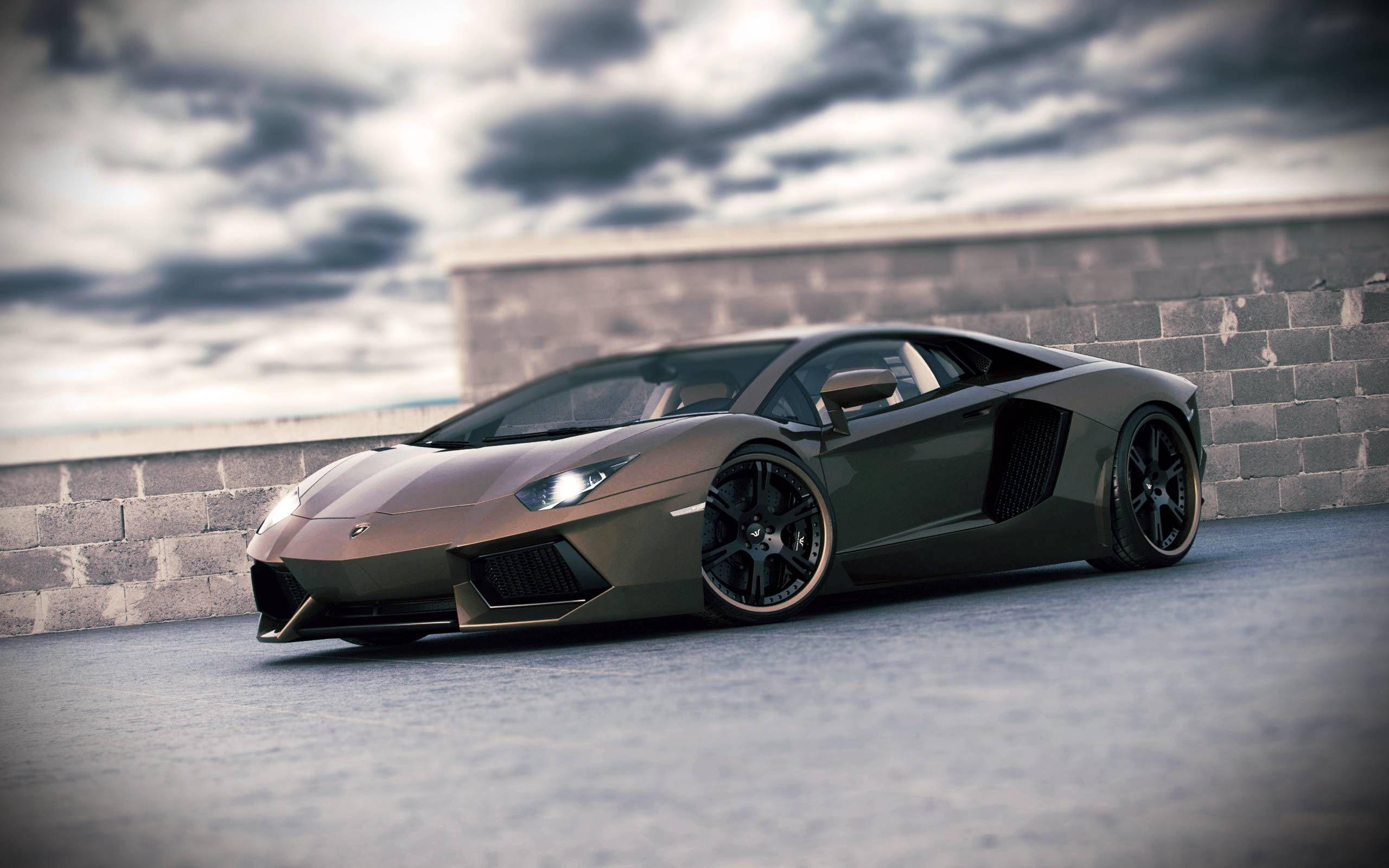 Lamborghini Wallpaper Images