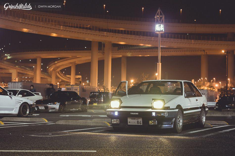 Daikoku Futo | Japan Car Meet | #cars #jdm #jdmcars #japan ...