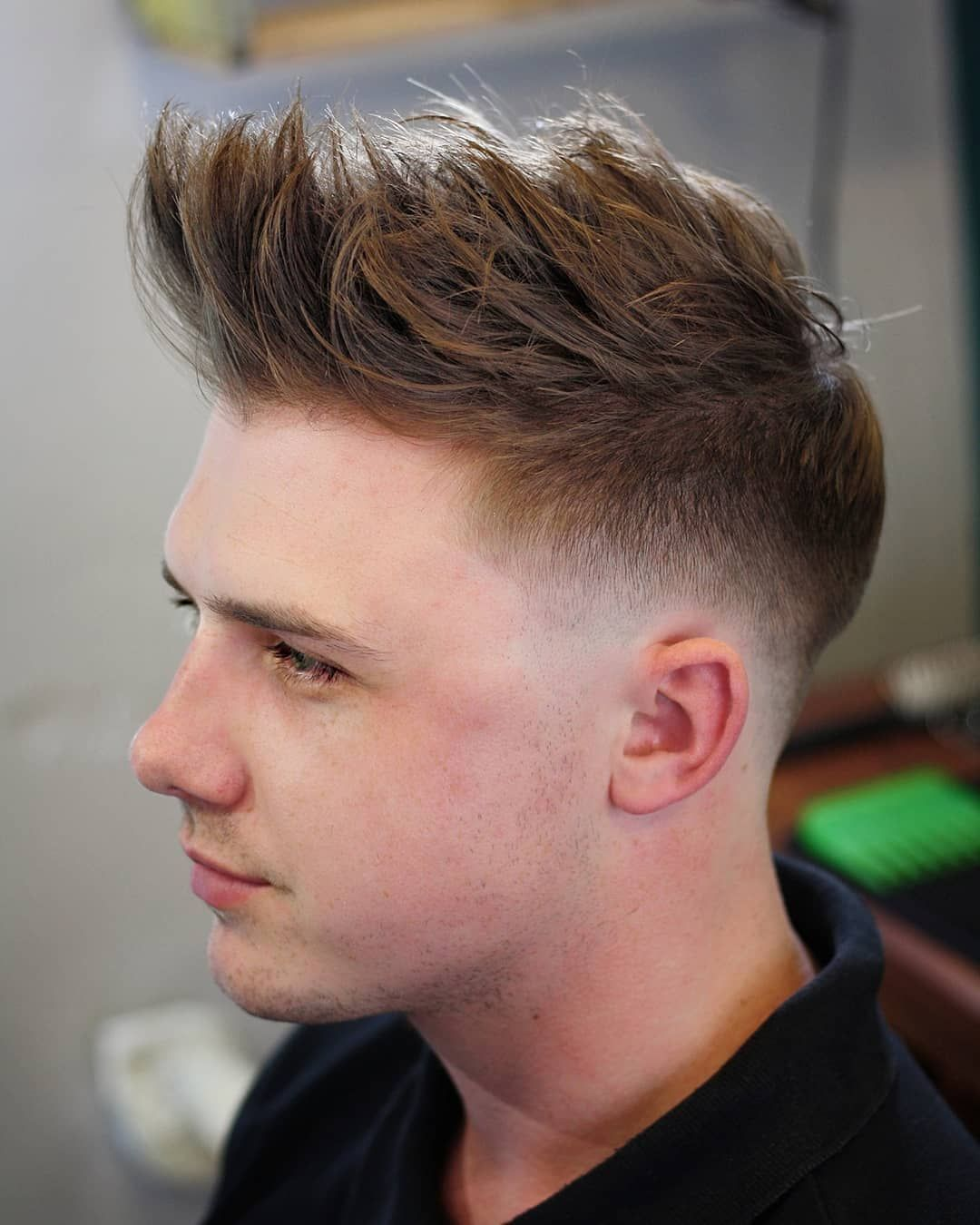 40 Fade Haircuts For Men New 2020 Update Pick Your Next Haircut Mens Haircuts Short Mens Haircuts Fade Fade Haircut