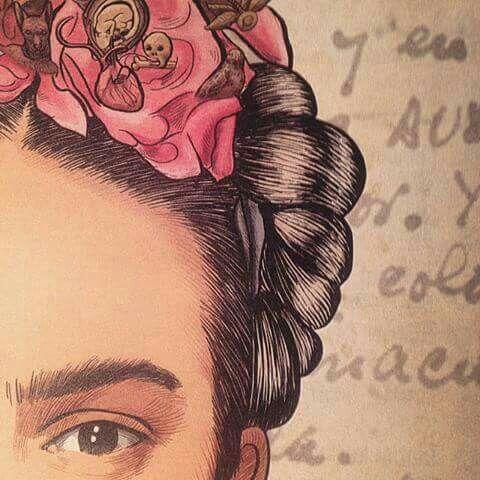 Frida Kahlo Dibujo Frida Kahlo Pinturas Y Arte Frida Kahlo