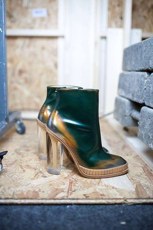 MMM Autumn-Winter 2013 'Défilé' shoes via Blogbloeme I Stylingsinja