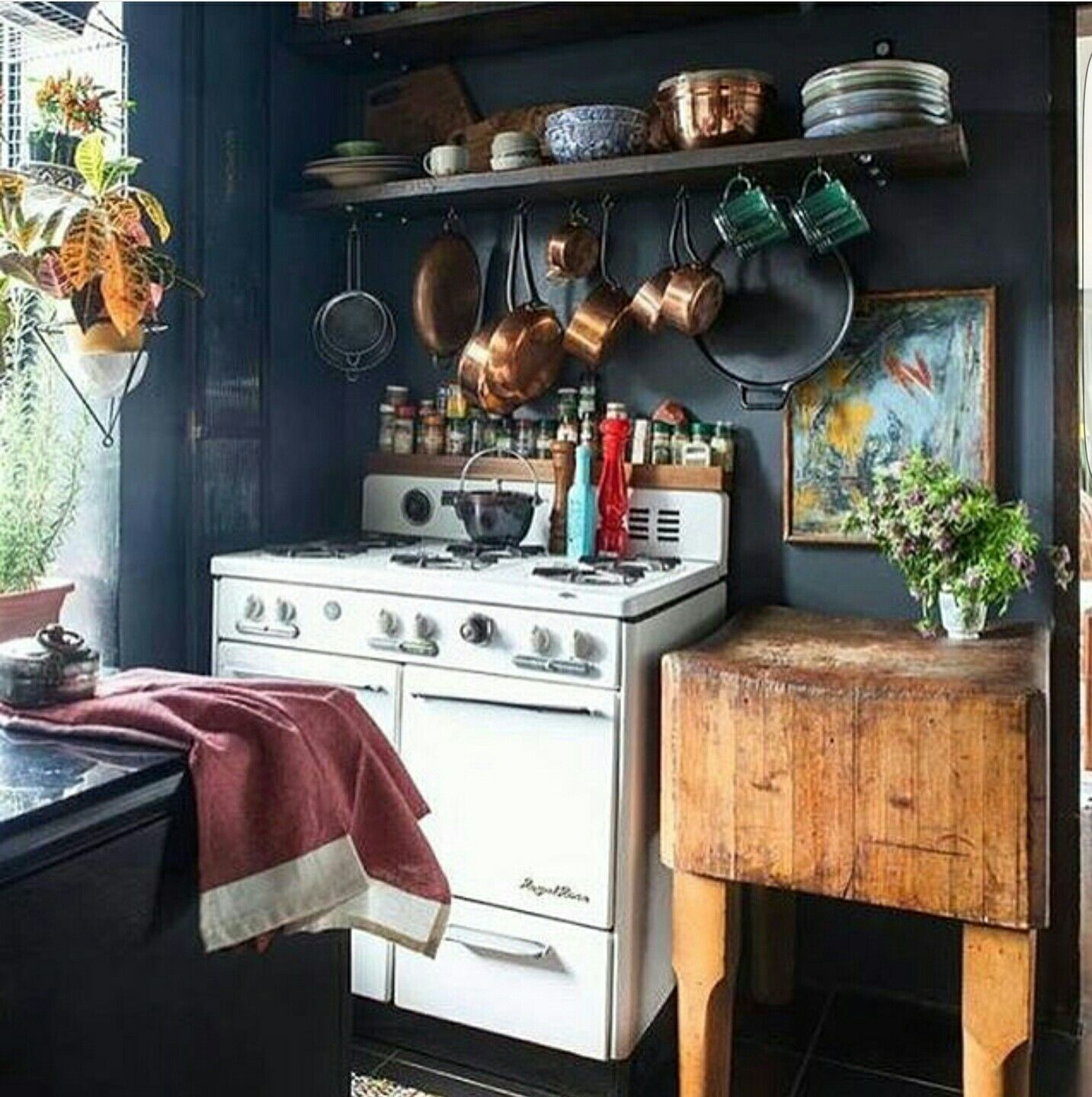 Pin by brizabeth on kitchens eclectic uu in pinterest