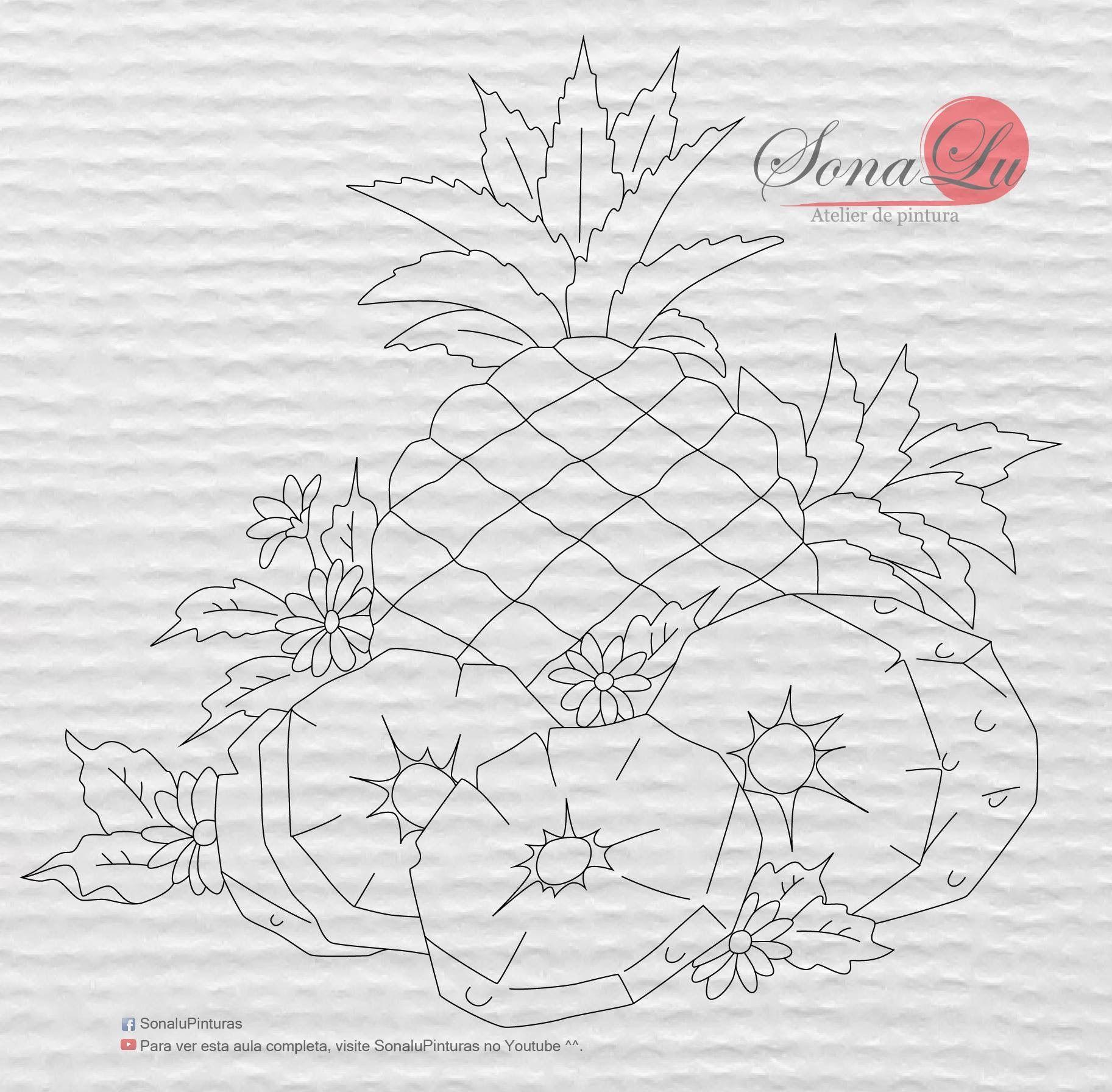 Pin Von Angela Pardo Auf Sonalu Pinturas Stoffmalerei Stickereimuster Zeichnen