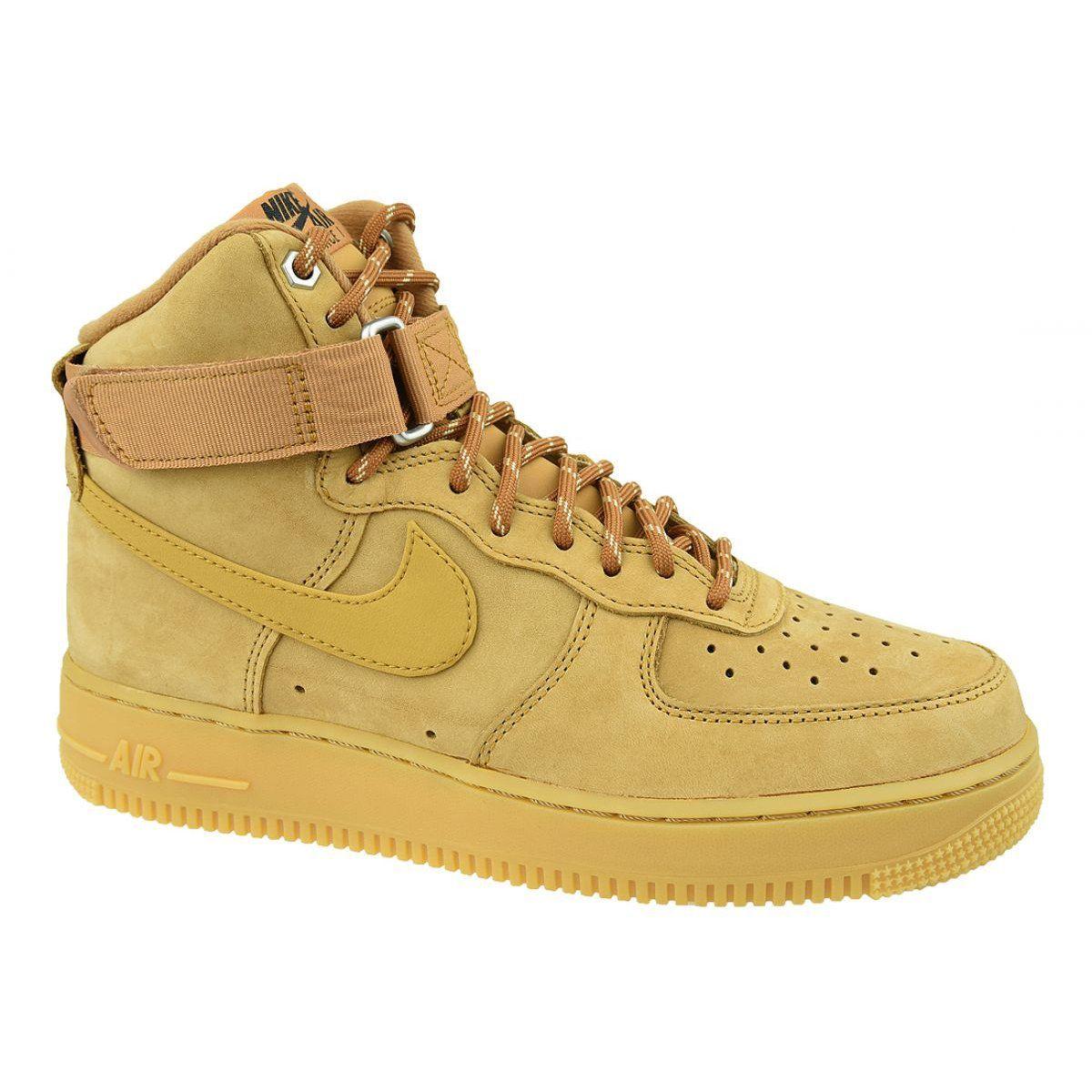 Buty Nike Air Force 1 High 07 Wb M Cj9178 200 Bezowy Wielokolorowe Nike Air Force Nike Air Nike