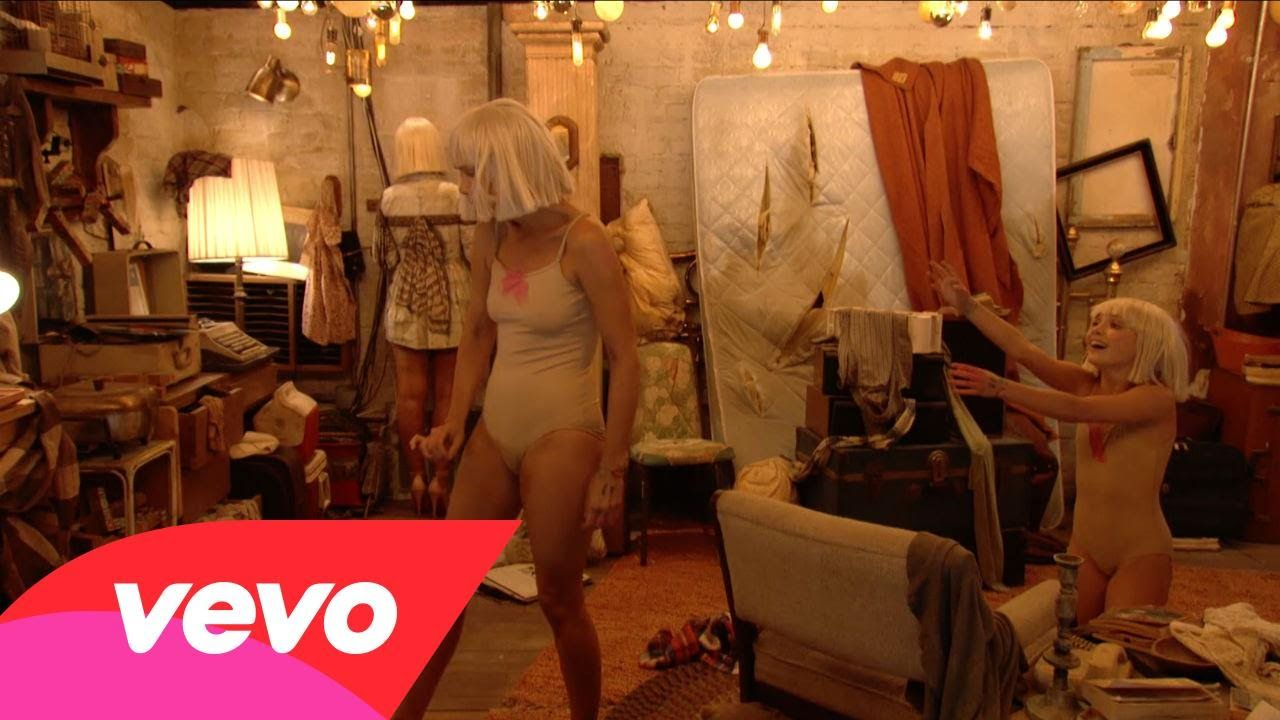 maddie wiig Music video by Sia performing Chandelier (Live GRAMMYs 2015) (C) 2015  Monkey Puzzle Records, under exclusive license to RCA Records | Pinterest |  Chandelier ...