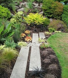 garden design ideas no grass google search