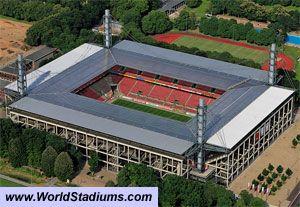 Rhein Energie Stadion Mungersdorfer Stadion In Koln Wonderful Places Places Favorite Places
