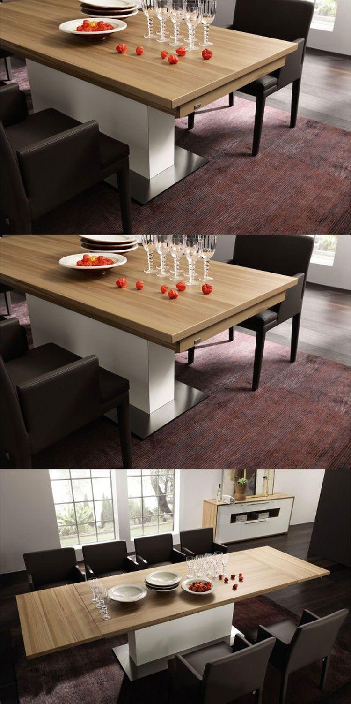 30 Tavoli Allungabili Moderni dal Design Particolare | Flats