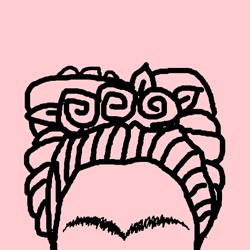 La Ceja De Frida Vis Frida Kahlo Dibujo Frida Khalo Y