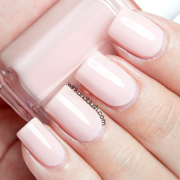 Essie Pop Art Pink Nail Polish Swatches & Review