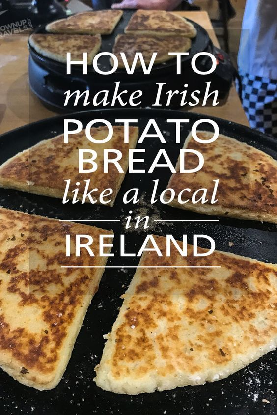 Tracey Jeffery potato bread Ni Food Tours Northern Ireland