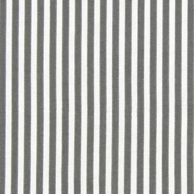 Stribet stof - lysegrå grå
