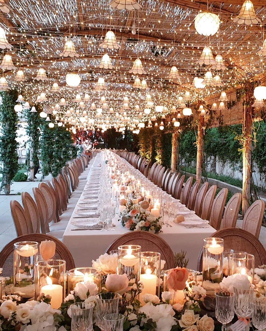 Gorgeous Summer Wedding Decor Repost Weddingforward Follow Them